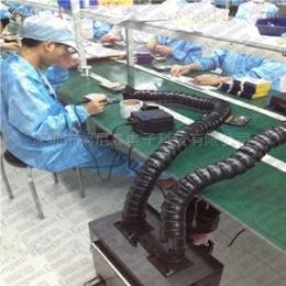 工作台线路板焊锡烟气除烟机