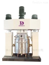 QF-5000L供应广东5000L基料分散机 玻璃胶搅拌设备