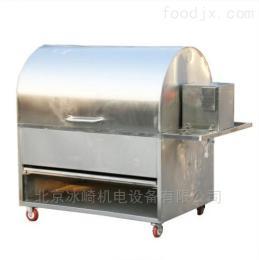 bj76内蒙古烤全羊烧烤炉子 全自动木炭烤整只羊