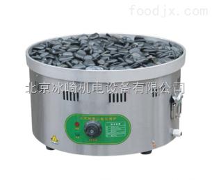 bj65阿里山石烤香肠设备厂家|电热石子火山石烧烤炉|电加热圆形石头烤肠机