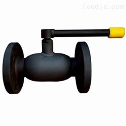 进口全焊接法兰球阀
