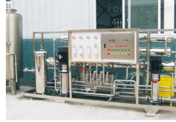 纯化水多级反渗透机组