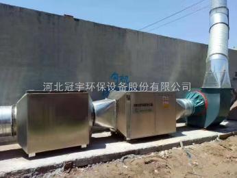 Gy-20甘肃省定西汽车4s店喷漆废气处理除异味净化
