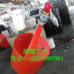 内江水质检测设备浮标 立式航线警示浮漂