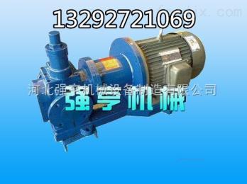 思茅强亨无泄漏磁力圆弧齿轮泵的特点