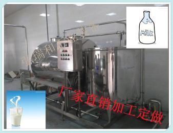 1000巴氏奶生產工藝