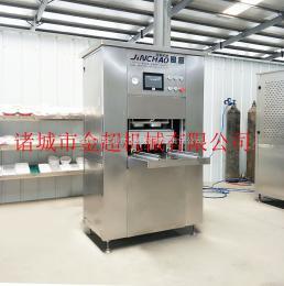 JCQT-4商超配送蔬菜盒式封口机