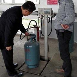 TCS-QC-GZ液化氣灌裝電子秤,120kg氣瓶充裝稱