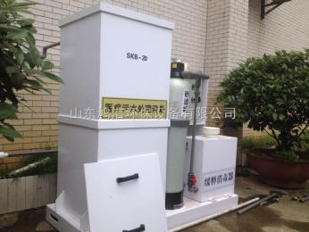 wsz-3枣庄地埋式污水处理设施