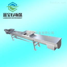 WLS-2000不銹鋼支架無軸螺旋輸送機