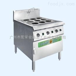 0415-2电九头煮面炉