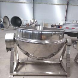 蒸汽卤蛋蒸煮夹层锅