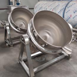 大型猪蹄卤煮蒸汽锅