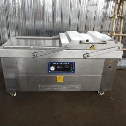 DZ-800酱卤肉制品酱菜类双室真空保鲜包装机