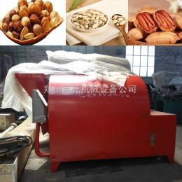 60大型滚筒炒锅 自动控温不锈钢炒货机生产厂家