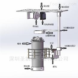 181 1872 7037无人机定点水质采样取水装置可定制采集深度