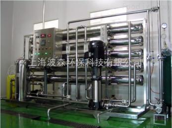 大河人家3T/H双级反渗透水处理设备