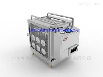 FU-170生物安全型可移动式负压隔离间