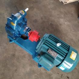 KCB200小型齿轮油泵泵头