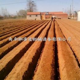 ST-KG186大葱栽种扶垄培土机 手扶果园施肥开沟机