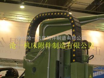 磨边机线缆穿线工程坦克链