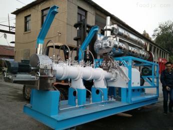 PHJ90S2018新年款 時產1噸寵物食品狗糧膨化機