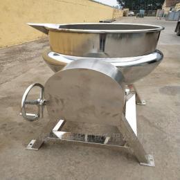 SH-200L蒸汽夹层锅 可倾式畜牧业用蒸煮锅 不锈钢锅