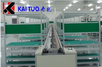 00自动化生产线 皮带机
