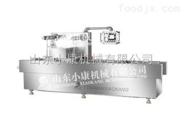 DLZ-320全自动连续双面拉伸真空包装机