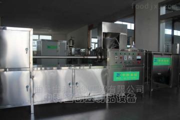 SJ新款自动素鸡机 小型做素鸡的机器设备