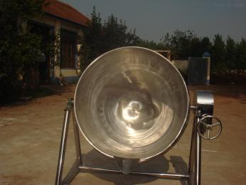 600电加热夹层锅 宠物食品蒸煮锅 不锈钢炒锅