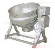 300电加热夹层锅 可倾式炒锅蒸煮锅 厂家直销