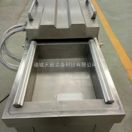 DZ-400/2S诸城天融下凹式全自动真空包装机 酱菜包装机