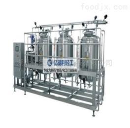 定制移動式 低温 缓冲液 配液搅拌罐 配液系