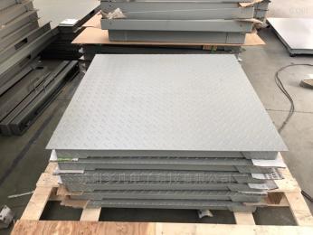 地磅1-3吨地磅配上海耀华A12显示仪表碳钢秤体