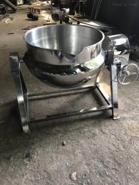 400电加热夹层炒锅,自动搅拌型夹层锅保温隔热效率高