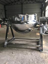 400不锈钢夹层锅 不锈钢夹层锅厂家 强大直销云南地区
