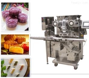 BK-168-iii小型月饼机多少钱  包馅机厂家