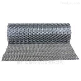 650供應304不銹鋼乙型網帶 鍍鋅鐵絲螺旋網帶