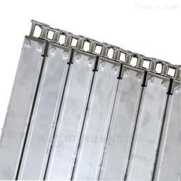 可定做非标定制输送链板不锈钢链板排屑链板输送带
