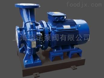 ISW80-160ISW卧式管道离心泵