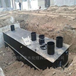 LYTT漯河屠宰場污水處理設備全套解決方案