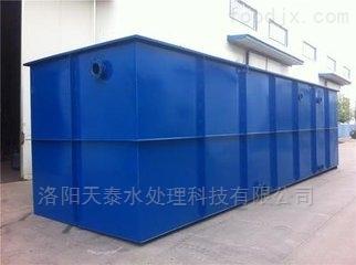 LYTT南阳白条鸡屠宰污水处理设备厂家