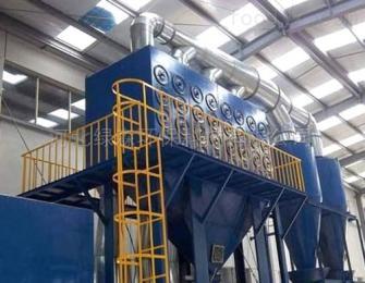 布袋除尘器天津厂家提供布袋除尘器、环保效率高