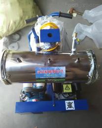 单杠铁架真空泵挤奶机