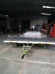 NGTT03F-30/60-4S3吨护栏平板车 全挂车