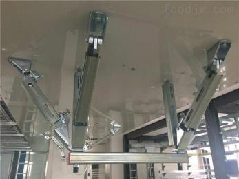 如何安装双向支架抗震支架