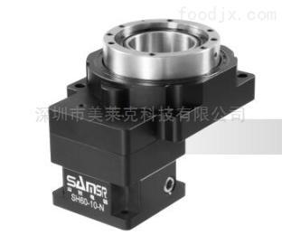 SH60-05-N/S高精度SH伺服电机驱动互换式旋转平台