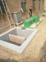 WSZ扬州市医院一体化污水处理设备工艺