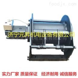 YS系列液压绞车工程车改装液压卷扬机起吊800斤